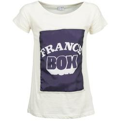 Vêtements Femme T-shirts manches courtes Kling WARHOL Blanc