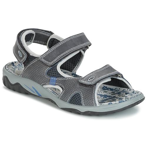 Chaussures Garçon Sandales et Nu-pieds Primigi PACIFICA Gris