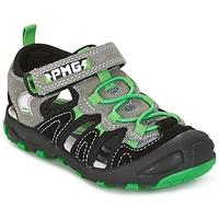 Chaussures Garçon Sandales et Nu-pieds Primigi CROSS Noir / Vert
