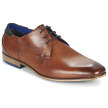 Chaussures Homme Derbies Bugatti CALETTE Cognac