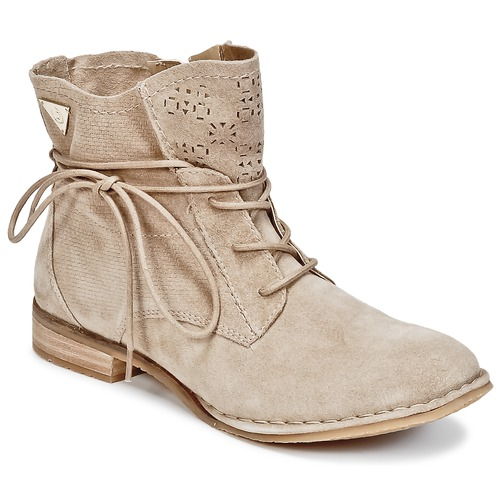 Chaussures Femme Boots Bugatti REGATE Beige