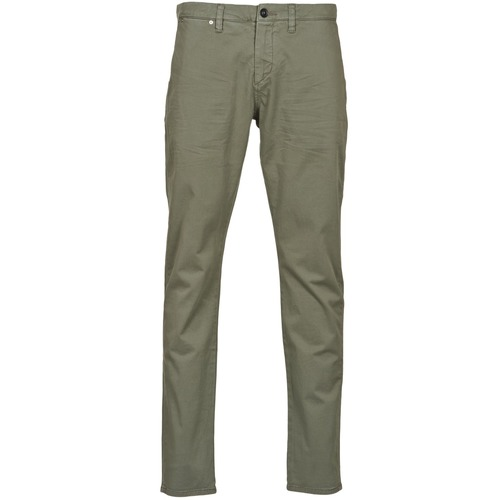 Vêtements Homme Chinos / Carrots Meltin'pot SIMON Kaki