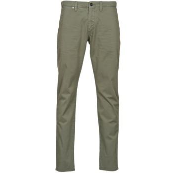 Pantalons Meltin'pot SIMON Kaki 350x350