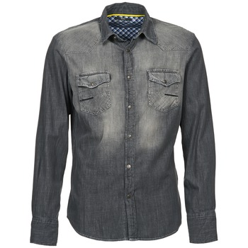 Chemises Meltin'pot CAREY Gris 350x350