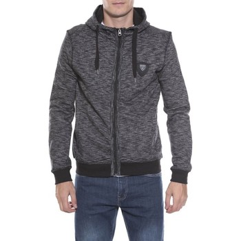 Vêtements Homme Sweats Ritchie SWEAT ZIPPE WISIGO Noir
