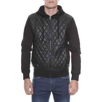 Vêtements Homme Sweats Ritchie SWEAT ZIPPE WYSSAM Noir