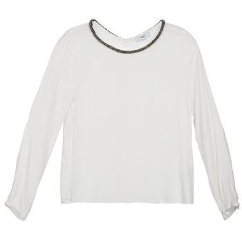 Vêtements Femme Tops / Blouses Suncoo LUCIA Ecru