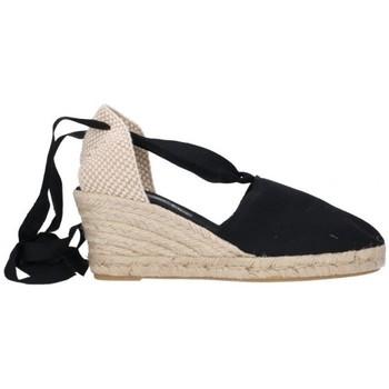 Chaussures Homme Espadrilles Fernandez Alparg y valen Mujer - noir