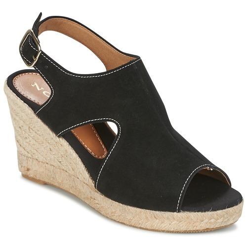 Chaussures Femme Espadrilles Nome Footwear DESTIF Noir