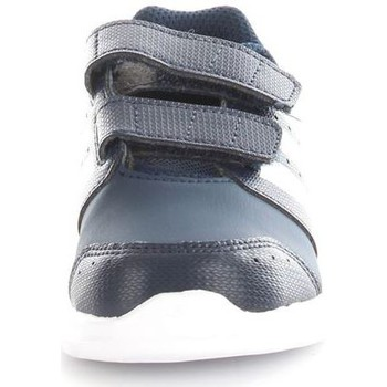 <strong>Chaussures</strong> enfant adidas bb0607 <strong>chaussures</strong> de sport garçon navy silver