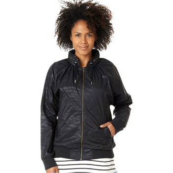 Vêtements Femme Blousons adidas Originals W Windbreaker Tiger Noir