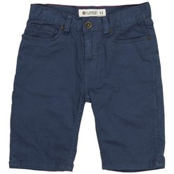 Vêtements Garçon Shorts / Bermudas Element Short  Boom Wk Boy - Midnight Blue Bleu