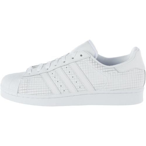 adidas Originals Superstar - AQ8334 Blanc - Chaussures Baskets basses Homme