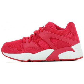 Chaussures Garçon Baskets basses Puma Blaze Trinomic Junior - Ref. 359930-03 Rose