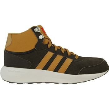 Chaussures Homme Baskets montantes adidas Originals Cloudfoam Race Wtr Mid Marron-Miel