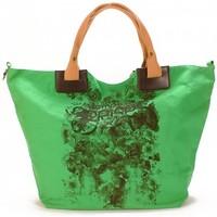 Sacs Femme Sacs porté main Le Temps des Cerises Sac  Eco 2 Vert Vert