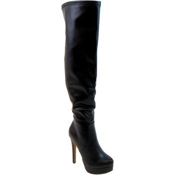 Chaussures Femme Bottes ville Chinese Laundry Luster Noir