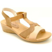 Chaussures Femme Sandales et Nu-pieds Relax 4 You bsw15074 marron