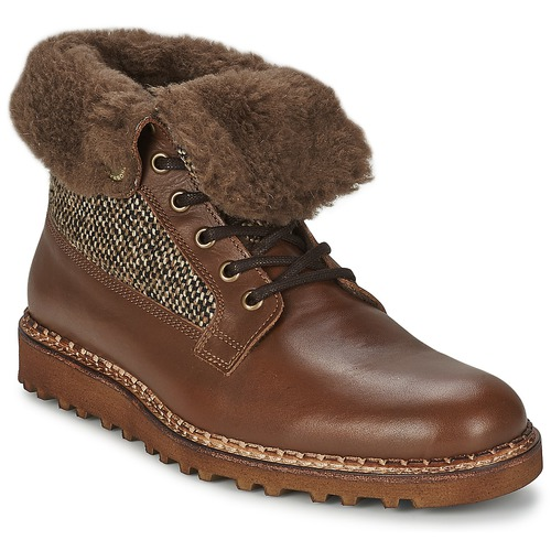Nobrand STREET Noisette  - Chaussures Boot Homme