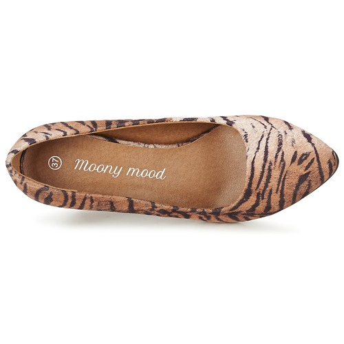 Femme Mood Chaussures Leni Moony Escarpins Tigré 0wP8nOkX