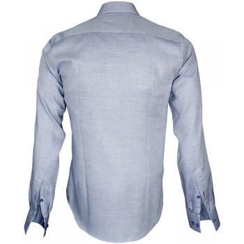 Andrew Chemise Tissu Homme Manches Vêtements Bleu Longues Mc Hasting Armure Chemises Allister mN8yOvnw0