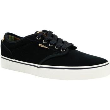 Chaussures Homme Baskets basses Vans Atwood Deluxe VXB2EMI Black