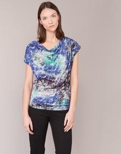 Vêtements Femme Tops / Blouses Smash SUIRIRI Bleu / Vert