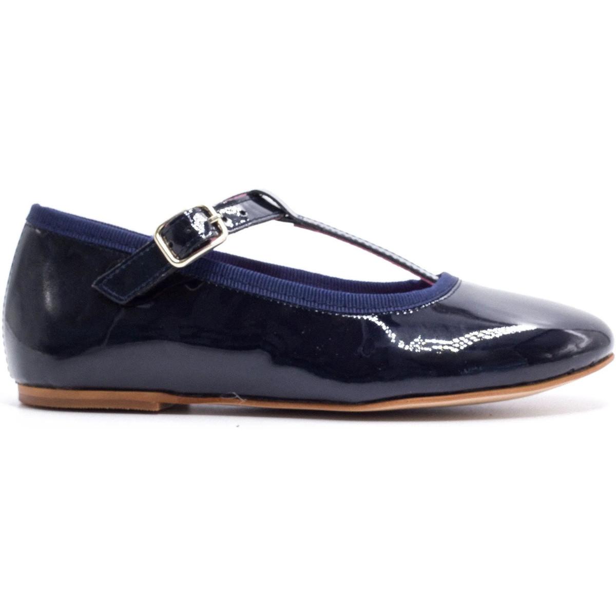 Ballerines Boni Classic Shoes Boni Aurore - ballerine fille Bleu Marine
