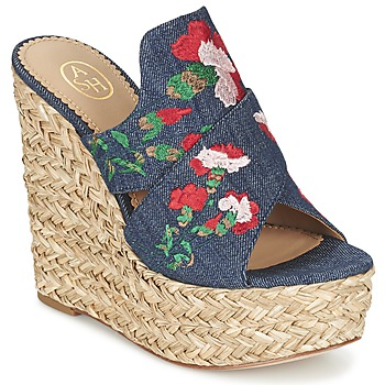 Chaussures Femme Sandales et Nu-pieds Ash BAHIA Denim