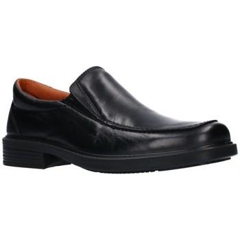 Chaussures Homme Mocassins Luisetti 0102 Hombre Negro noir