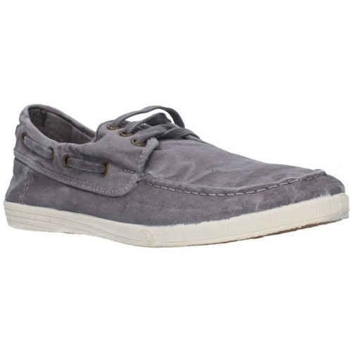 Chaussures Homme Baskets basses Natural World 303E gris