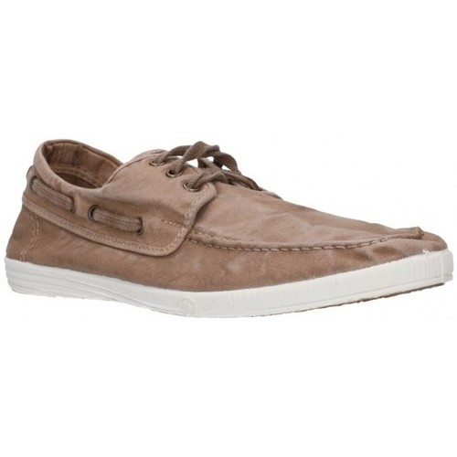 Chaussures Homme Baskets basses Natural World lonas hombre - beige
