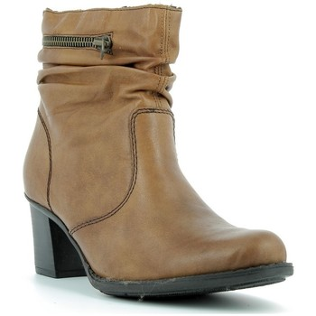 Bottines / Boots Rieker Bottines en cuir femme  -  Z7651-24 Marron 350x350