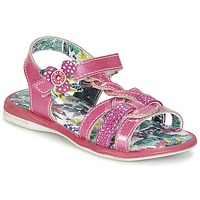 Chaussures Fille Sandales et Nu-pieds Catimini PEKANS Rose