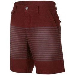 Vêtements Homme Shorts / Bermudas O'neill Short  Lm Sailor Johnny - Red Aop Rouge