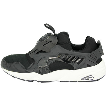 Chaussures Homme Baskets basses Puma DISC BLAZE-UP CORE Chaussures Mode Sneakers Homme Noir Trinomic noir