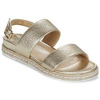 Chaussures Femme Sandales et Nu-pieds Dune LACROSSE Doré