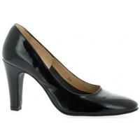 Chaussures Femme Escarpins Vidi Studio Escarpins cuir glacé Noir