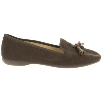 Ballerines Enfant v-N 1301 niña marron