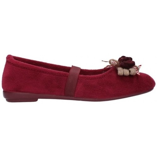 Chaussures Fille Ballerines / babies Gioseppo MERCEDITAS/MANOLETINA NIÑA - rouge