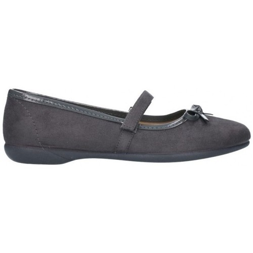 Chaussures Fille Ballerines / babies V-n 17950 gris