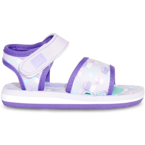 Chaussures Fille Tongs Gioseppo GORGONITA violet