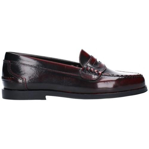 Chaussures Garçon Ville basse Yowas 5081 rouge