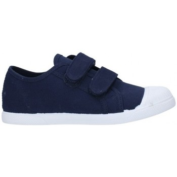 Chaussures Garçon Baskets mode V-n Toile bleu