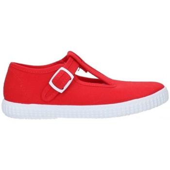 Chaussures Garçon Baskets mode V-n Toile rouge