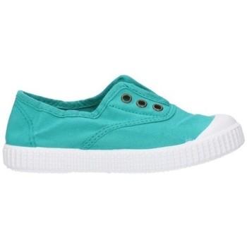 Chaussures Garçon Baskets mode Potomac 292 (vert) vert