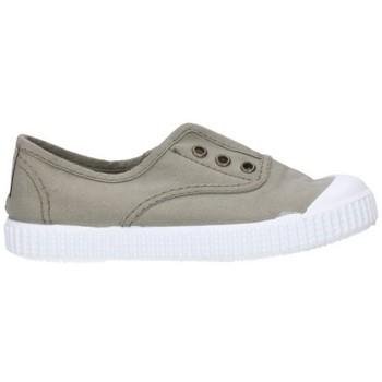 Chaussures Garçon Baskets mode Potomac 292 (Ciment) vert
