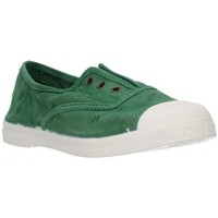 Chaussures Fille Baskets basses Natural World 470E - Verde vert