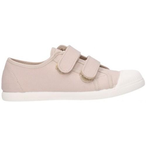 Chaussures Garçon Baskets basses Batilas 86601 marron