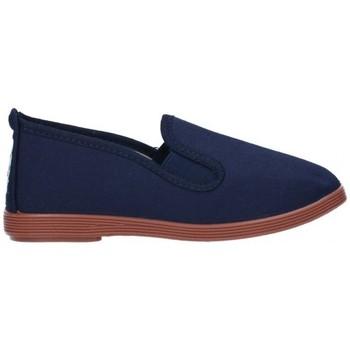 Chaussures Garçon Baskets mode Fergar-potomac 295 bleu